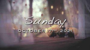 Sunday October 17 2021